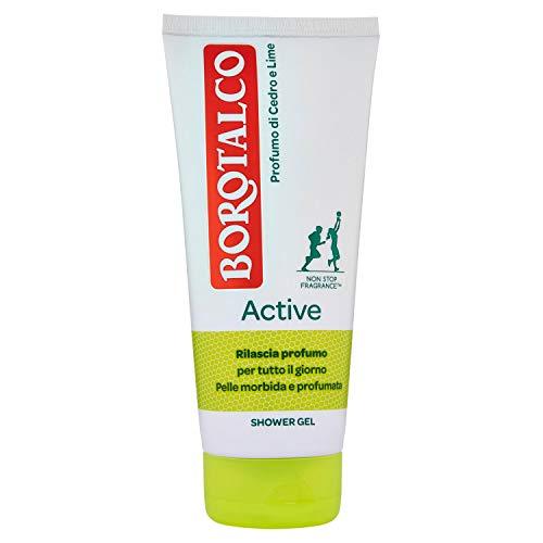 Borotalco Doccia Active Cedro e Lime, 200 ml