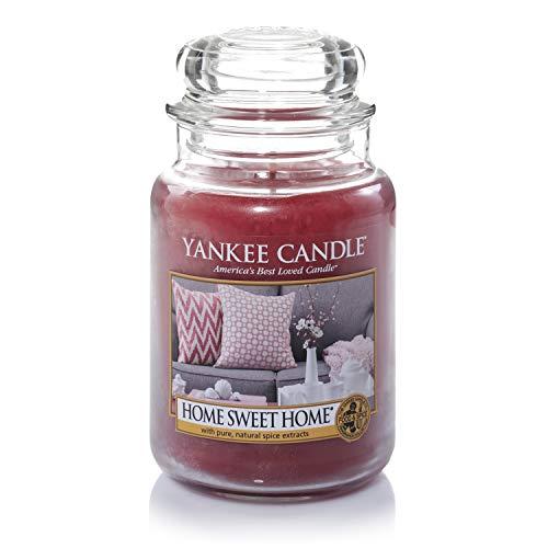 Yankee Candle 11597E Sweet Home Candele in Giara Grande, (10.7 x 16.8 cm)