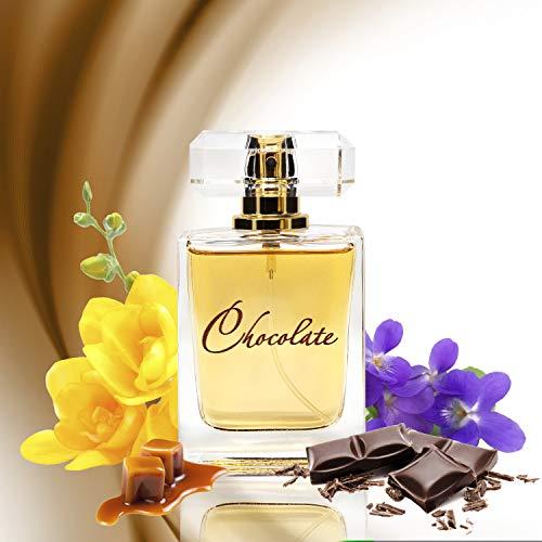 CHOCOLATE Parfum de Toilette per le Donne il flacone 50 ml (1.7 fl.oz.) – Il profumo Gourmet Dolce di SERGIO NERO