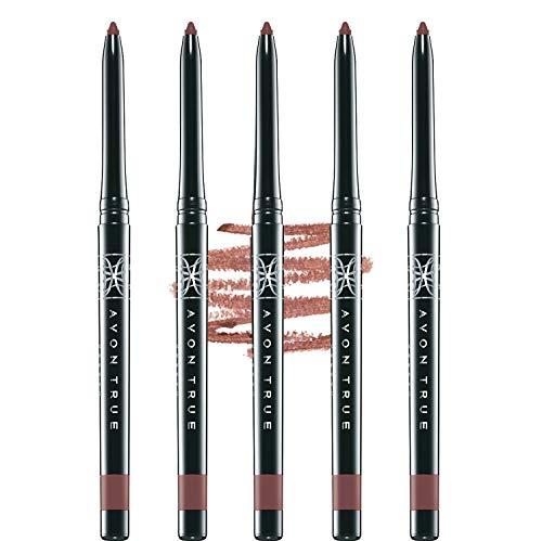 5x Avon ultra Glimmersticks lip Liner Lipliner in semplicemente Spice