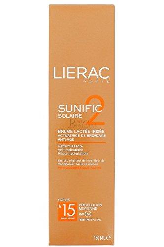 Lierac Latte Solare Sunific 15 SPF 150.0 ml