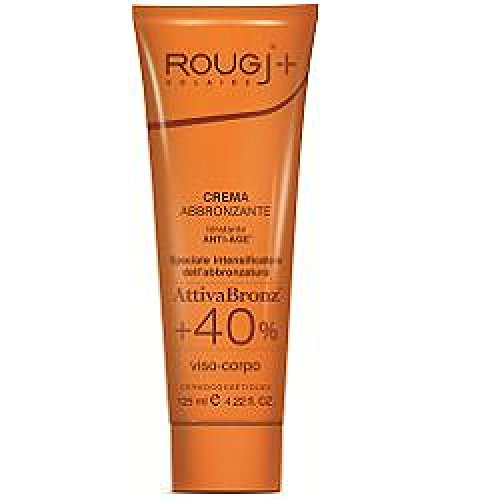 Rougj Group Crema Attiva Abbronzante - 100 ml