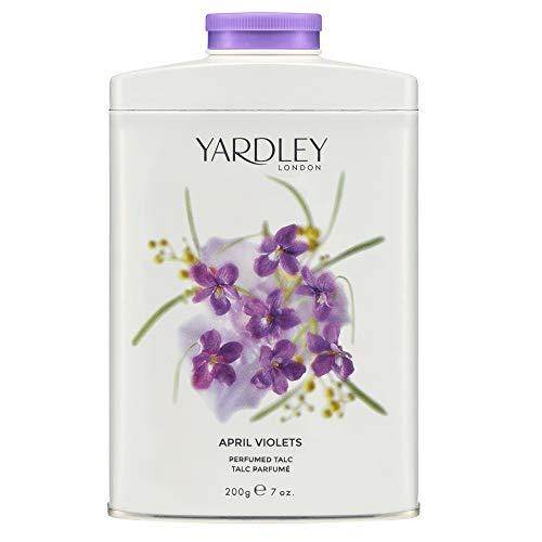 Londra aprile Viole Yardley talco profumato