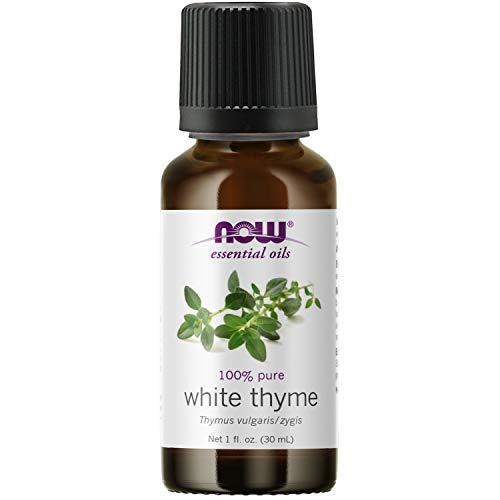 Olio essenziale di timo bianco puro al 100%.