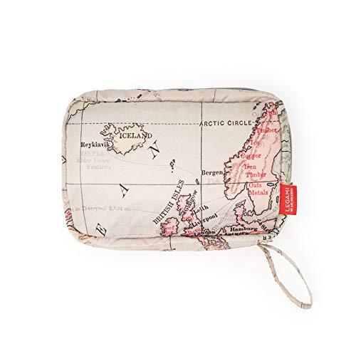 Legami - Beauty Case da Viaggio, map