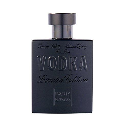 Vodka Limited Edition Parfum 100ml Homme/Uomo Paris Elysees