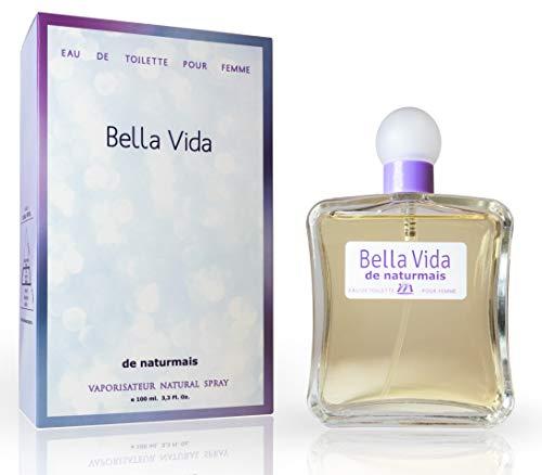 Bella Vida Eau De Parfum Intense 100 ml. Compatibile con La Vie Est Belle, Profumo Equivalente Donna
