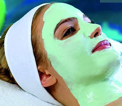 Maschera Viso Pulizia aspiratore punti neri Maschera in polvere idratante Vegan, senza lavaggio, esfoliante Pulizia dei pori 200 g + dose gratuita (Maschera di cioccolato rimpolpante)