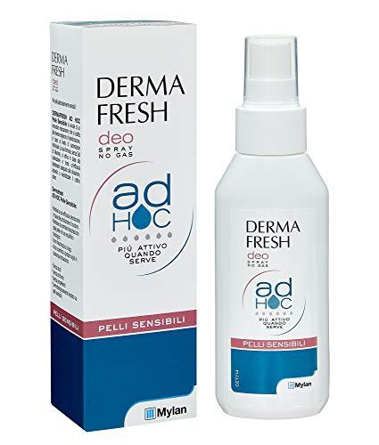Dermafresh Ad Hoc Deodorante Spray per Pelli Particolarmente Sensibili - 100 Gr