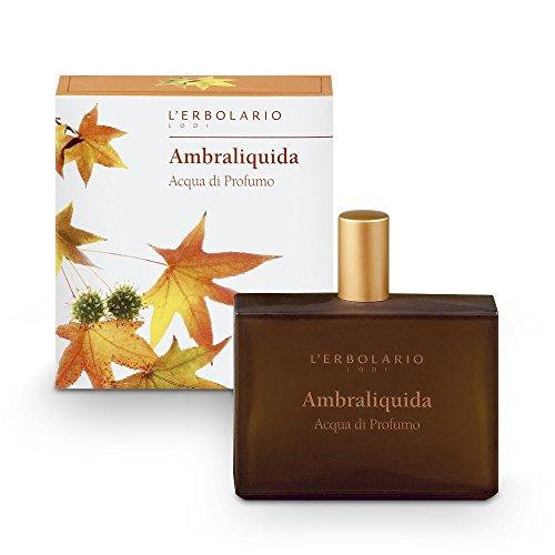 L 'erbolario 066.304Ambraliquida Eau de Parfum