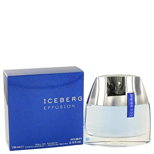 Iceberg Effusion Profumo Eau De Toilette Uomo Spray, 75 ml