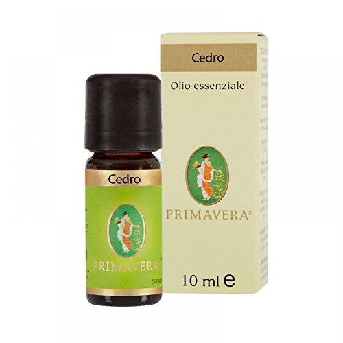 Flora Olio Essenziale di Cedro Bio Codex, Aroma Naturale per Alimenti - 10 ml