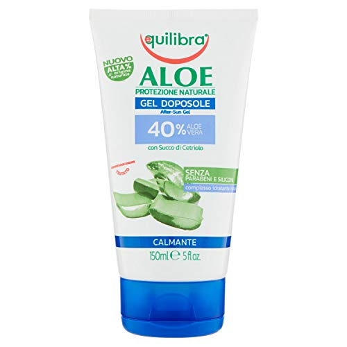 Equilibra Aloe Gel Doposole, 150 ml