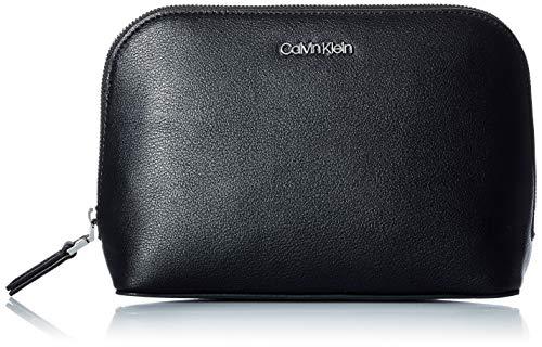 Calvin Klein WASHBAG, Accessori Portafogli da Viaggio Donna, Black, One Size