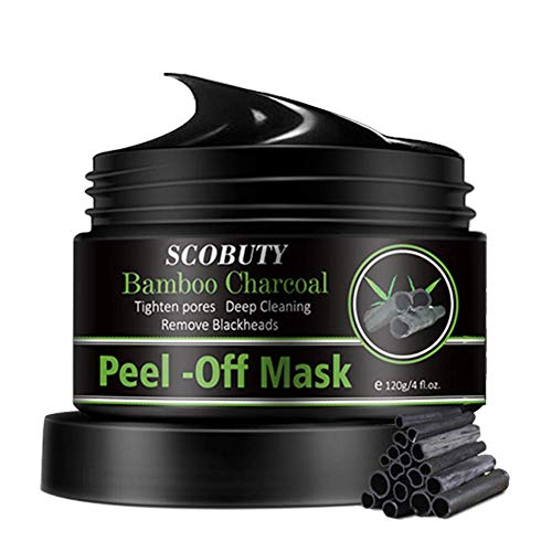 MascheraPuntiNeri,MascheraVisoNera,Blackhead Mask,MascheraNeraPuntiNeri,Maschera Viso Anti-Poro Pulito per il Controllo dei Pori