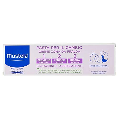 Mustela Pasta per il Cambio - 150 ml