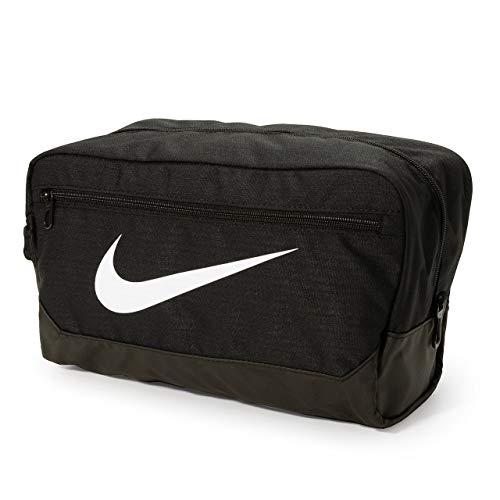 Nike Brasilia Shoe - 9.0 Borsone Black/Black/White One Size
