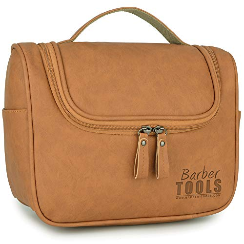 Barber Tools Beauty Case Vintage, 1 Pezzo