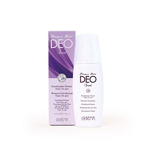 Deodorante Donna Vapo No gas Bema Bio Deo Iponosi Bema Cosmetici