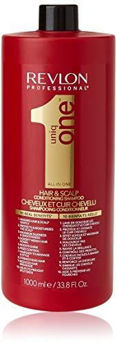 Revlon- Uniq One Grand Care Balm, Shampoo 1000 ml