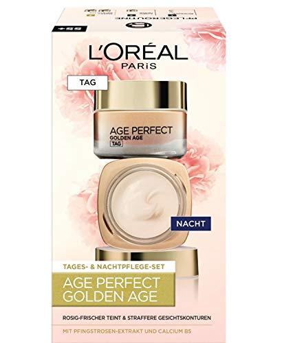 L'Oréal Paris Perfect Golden Age - Set per la cura del viso giorno e notte