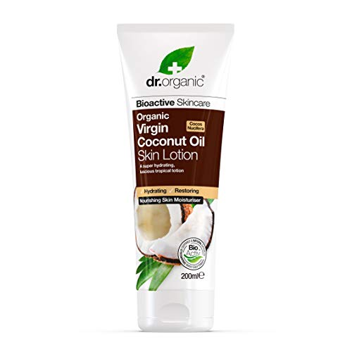 Dr Organic Coconut Oil Skin Lotion - Lozione Corpo 200 ml
