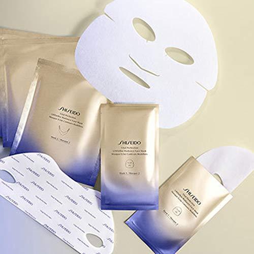 Shiseido Vital Perfection Maschera Viso Liftdefine Radiance x6