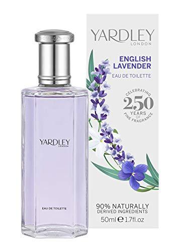 Yardley London, Eau de Toilette alla lavanda, 50 ml