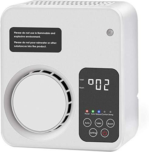 Purificatore d'aria a casa, ionizzatore, generatore di ozono, deodorante, per camera da letto, soggiorno, toilette