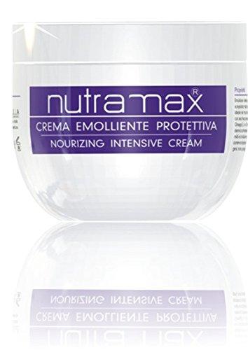 NUTRAMAX 400, emulsione innovativa per il corpo, per l'epidermide molto secca e screpolata.