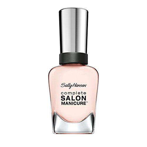 Sally Hansen, Smalto Complete Salon Manicure, 7 Benefici in 1, con Cheratina Rinforzante, a Lunga Durata, 160 Shall We Dance