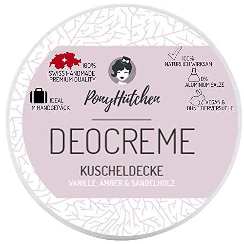 Ponyhütchen, Kuscheldecke, cremadeodorante, 50 ml
