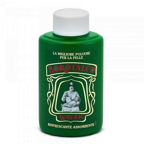 ROBERTS BOROTALCO Polvere Talco Delicata Natural Talc Thin Powder Sachet Barattolo 200gr