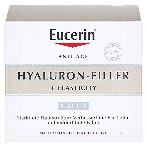 Eucerin Hyaluron Filler Elasticity Notte, 50 ml