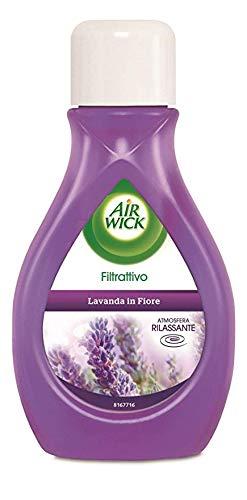 Air Wick Filtrattivo Deodorante per l'Ambiente - Lavanda in Fiore - [pacco da 6]