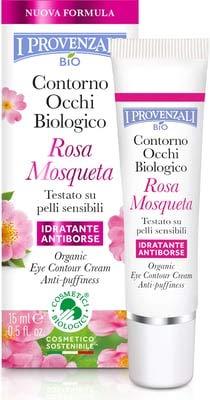 I Provenzali Contorno Occhi Biologico alla Rosa Mosqueta 15