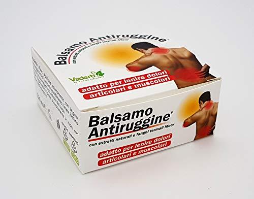 Balsamo Antiruggine - Sollievo Articolare e Muscolare - 120 Ml