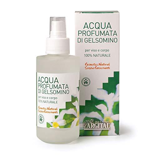 Acqua Profumata di Gelsomino - Argital - biologico certificato - 125 ml