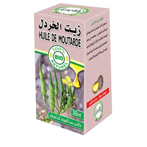 Spedito in 24H- 100% BIO NATURAL- Olio Di Senape Puro - Marocco 30ml