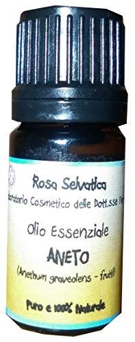 Olio essenziale puro di Aneto - digestivo, antinfiammatorio, rilassante