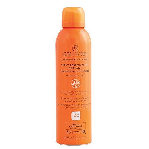 Collistar Speciale Abbronzatura Perfetta Spray Abbronzante Idratante applicazione ultra-rapida SPF 10 200ml