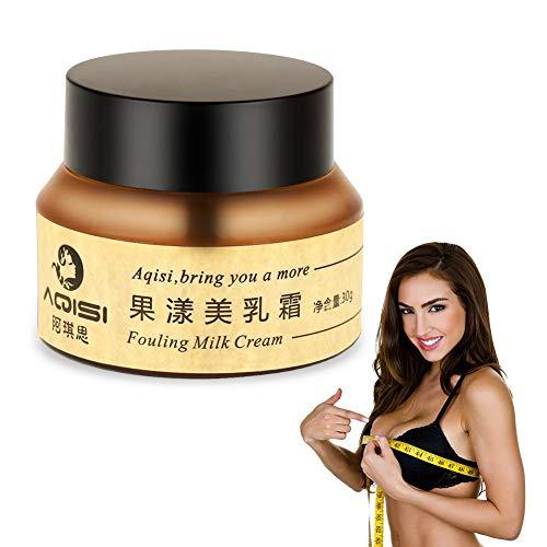 Crema per l'allargamento del seno, crema per il potenziamento del seno Crema per il massaggio di olio essenziale per il busto Ingrandimento e sollevamento