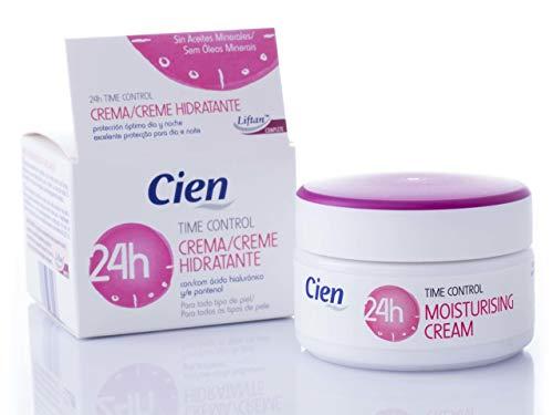 Cien, crema idratante Time Control, effetto 24 ore, da 50 ml [etichetta in lingua italiana non garantita]
