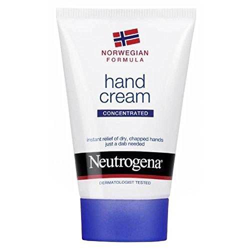 Neutrogena Crema per le mani, formula norvegese, 50 ml – Confezione da 3