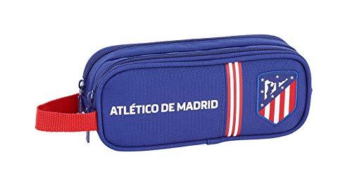Atlético Madrid in Blue Ufficiale Astuccio Scuola 210x 60x 80mm