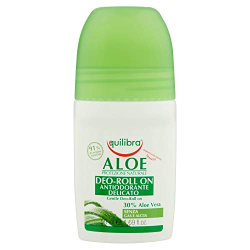 Equilibra Aloe Deo Roll On, 50ml