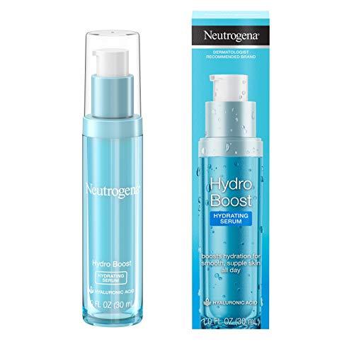 Neutrogena, Hydro Boost Gel-Cream, crema idratante per contorno occhi, per pelli molto secche
