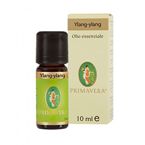 Primavera - Olio essenziale di ylang ylang bio - 10ml | Oli essenziali puri