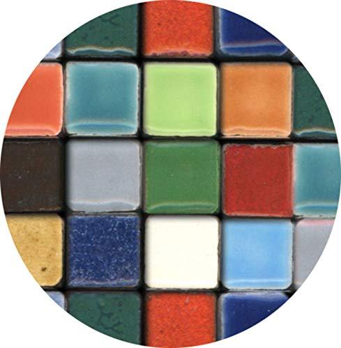 Mini Mosaico (10x10x3mm), 250 pezzi , MXAL