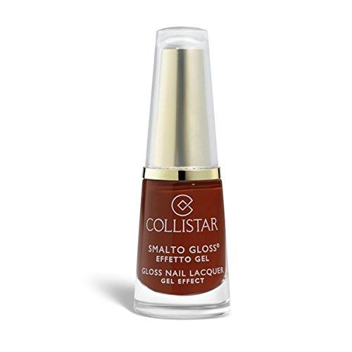 Collistar Smalto Gloss Effetto Gel (Tonalità 580, Rosso Sofia) - 6 ml.